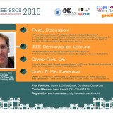 Final EDC 2015 & IEEE Distinguished Lecture