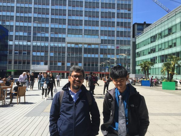 ITB Delegation Visit to Imperial College London, UK