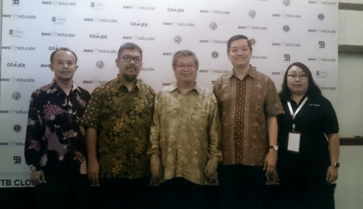 ITB-AWS Educate Gelar Cloud Computing Bootcamp
