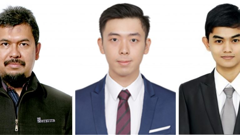 Prof. Trio Adiono and Alumni Receive Best Paper Award from the iJOE